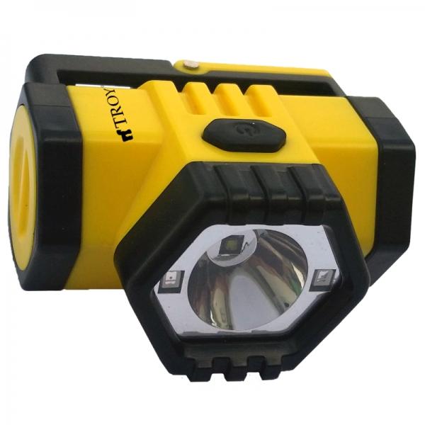 Lanterna de cap LED Troy T28200, 3 W 0