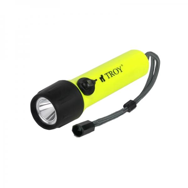 Lanternă pentru scufundări Troy T28061, 250 lm 0
