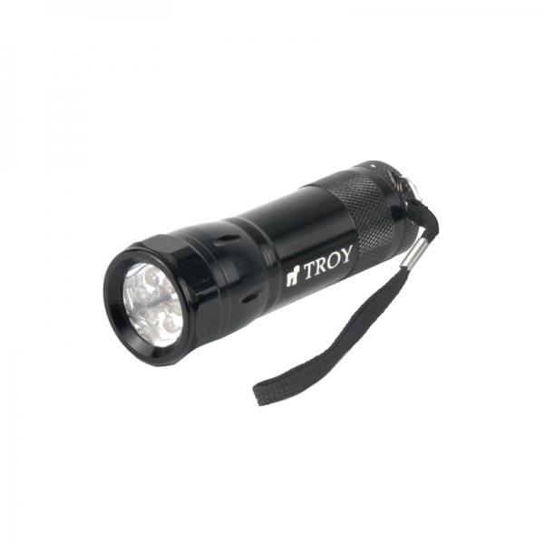 Mini-lanternă WLED din aluminiu Troy T28091, 30 lm 0