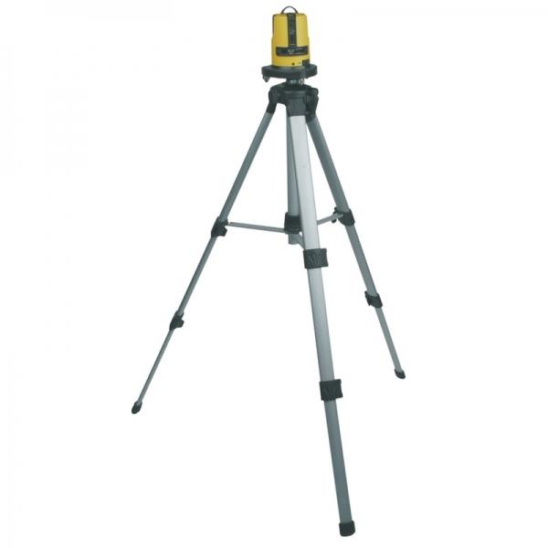 Nivelă laser autoreglabilă cu trepied, 10 metri 360° Mannesmann M81145 0