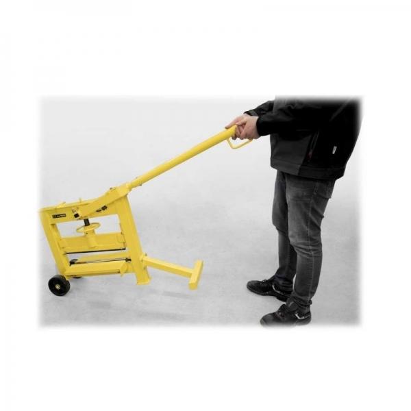 Maşină de tăiat pavele şi cărămizi (ghilotină) GSK 140/420 Guede GUDE55381 4
