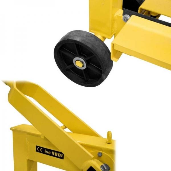 Maşină de tăiat pavele şi cărămizi (ghilotină) GSK 140/420 Guede GUDE55381 3
