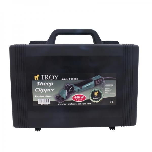Mașină de tuns oi Troy T19902, 400 W 5