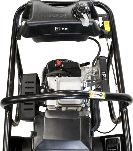 Mai compactor pe benzina GVS80 Guede GUDE55540, 4.4 Cp 1