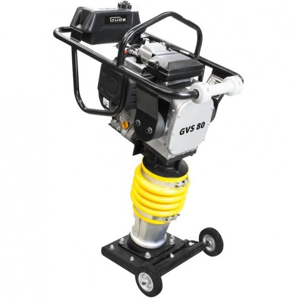 Mai compactor pe benzina GVS80 Guede GUDE55540, 4.4 Cp 0