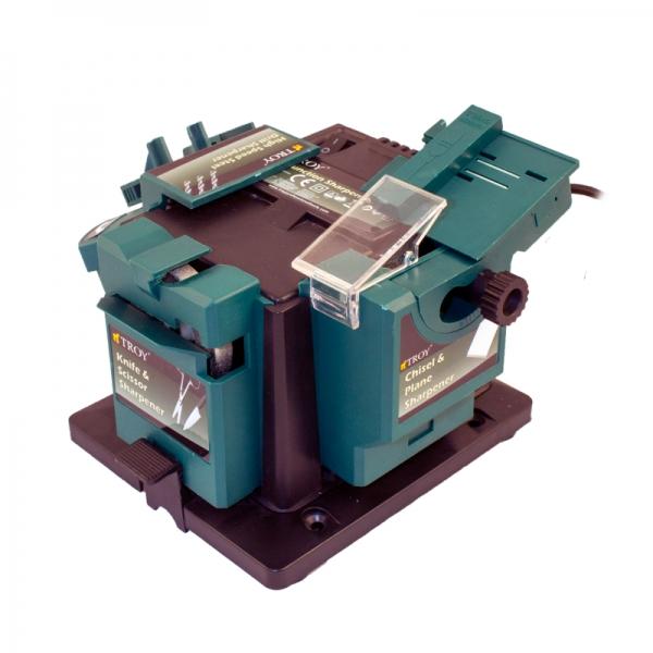 Masina de ascutit cu arbore flexibil Troy T17059, 65 W, 6500 rpm 0