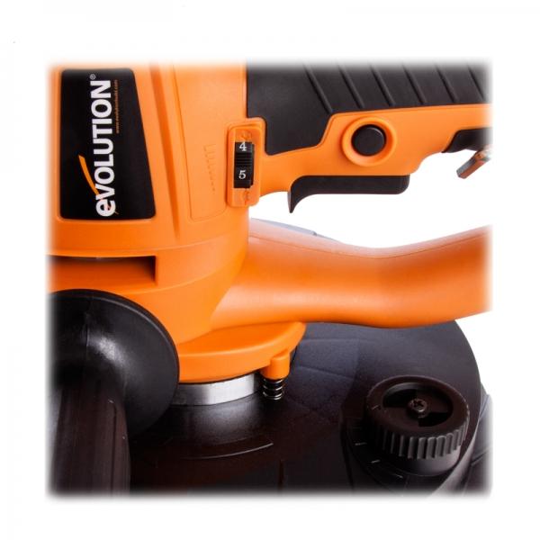 Mașină de șlefuit rotativă pentru gips carton Evolution EB225DWSHH EVO069-0003-3664, 1050 W, 2300 rpm 4