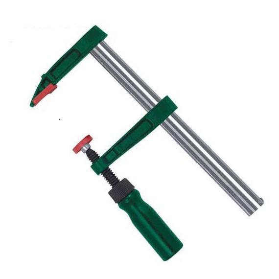 Menghină tip F pentru lemn Troy T25030, 50x150 mm 0