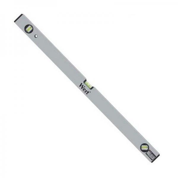 Nivelă din metal ușor 500 mm Wert W2335 0