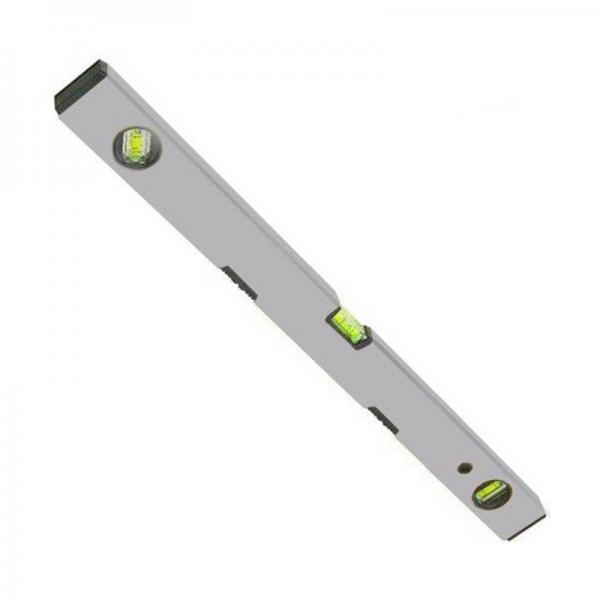 Nivelă din metal ușor cu magnet 500 mm Wert W2333-500 0