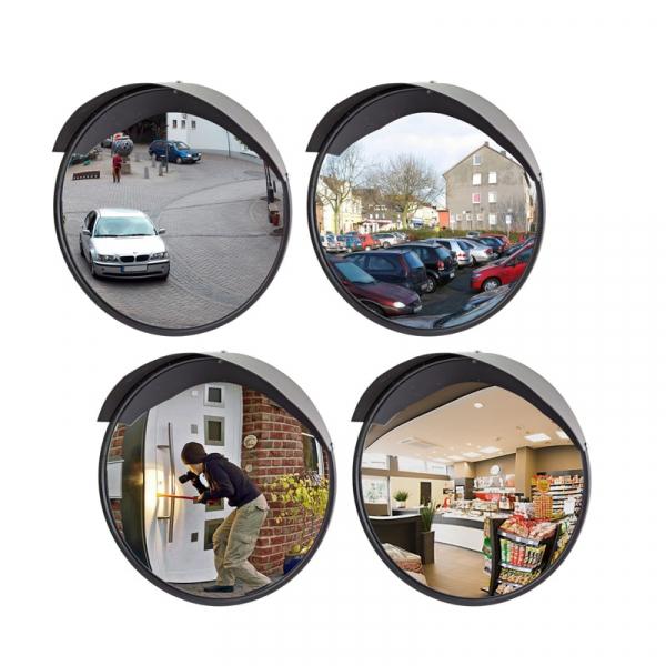 Oglinda de securitate convexa Dema DEMA52074, Ø30 cm 3