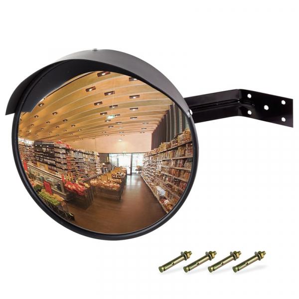 Oglinda de securitate convexa Dema DEMA52074, Ø30 cm 0