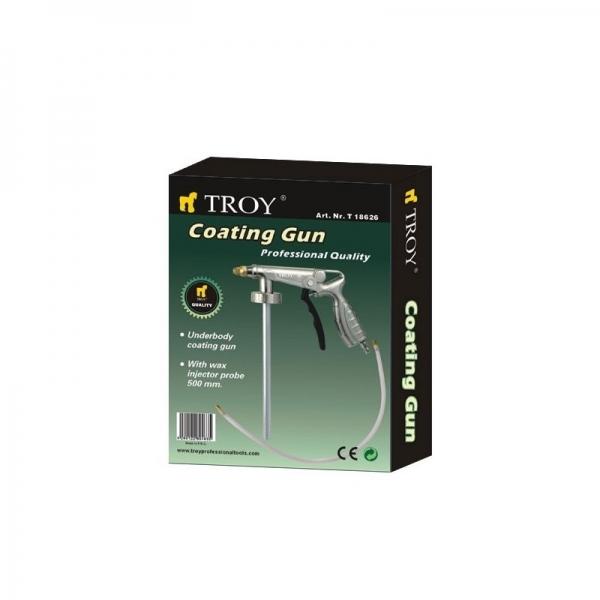 Pistol de sablat 5 bari Troy T18626, Ø10mm 1