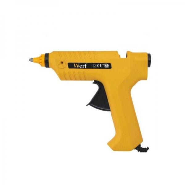 Pistol de lipit cu silicon Wert W1932, 15-80 W, Ø11 mm 0