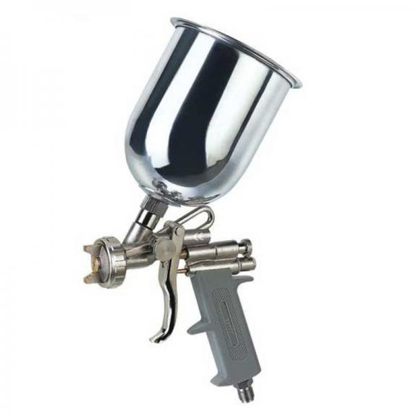 Pistol de vopsit cu aer comprimat Troy T18670, 600 ml, Ø1.5 mm 0
