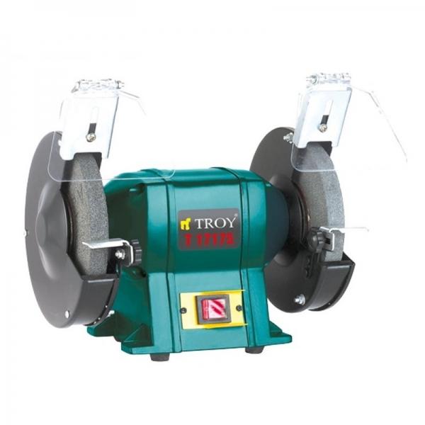 Polizor de banc Troy T17175, 400 W, Ø175 mm 0