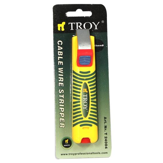 Cutter dezizolator Troy T24004, Ø8-28 mm 1