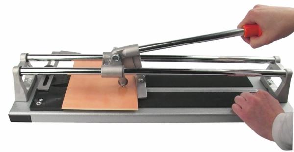 Dispozitiv de taiat gresie si faianta Mannesmann M63500, 400 mm 3