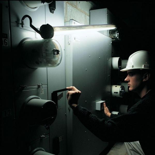 Lampă de lucru cu lumină fluorescentă Wert, W2617, 8 W, 220 V 1
