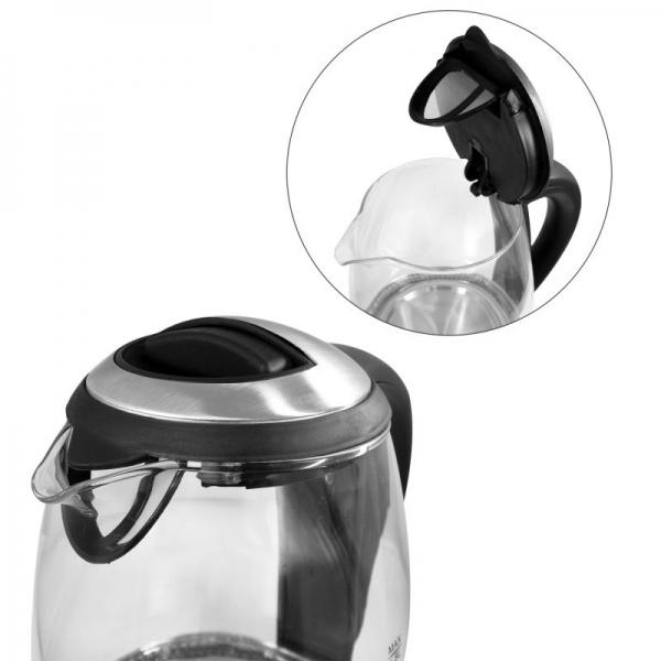 Fierbator de apa Sarcona HEU15343, 2200 W, 1,8 litri 1