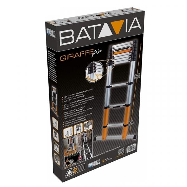 Scara telescopica GIRAFFE AIR Batavia BTV7062696, 3.25 m 2