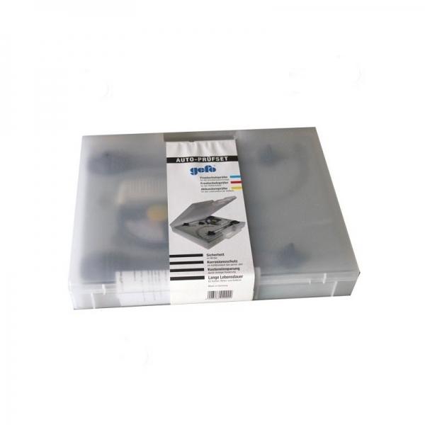 Set tester antigel, densitate acid Gefo GEFO2000 1