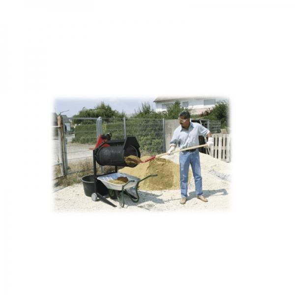 Sita de gradina rotativa RS400 Scheppach SCH42030000, 360 W, 900xØ400 mm 1