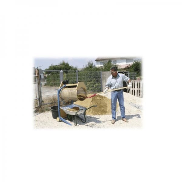Sita de gradina rotativa RS400 Scheppach SCH42030000, 360 W, 900xØ400 mm 6