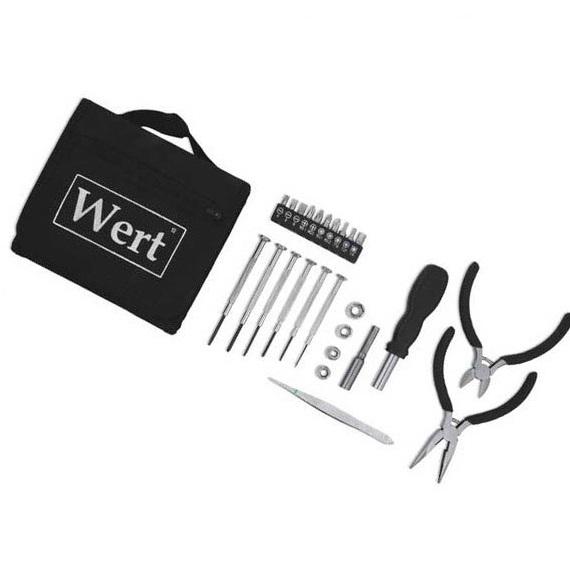 Trusa combinata Wert W2237, 25 piese 0
