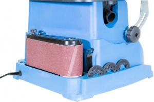 Masina de slefuit cu ax GSBSM 450 Guede GUDE38353, 450 W, 2000 rpm2