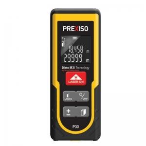 Aparat de măsură cu laser / Telemetru Prexiso HGSPREXISOP30, 0.21-30 m0