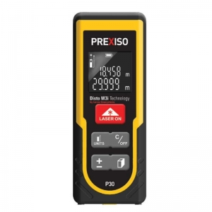 Telemetru cu laser Prexiso HGSPREXISOP30, 0.21-30 m0