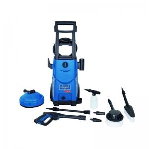 Aparat de spalat cu presiune + 8 accesorii HCE2400 Scheppach SCH5907705901, 2400 W, 180 bari0