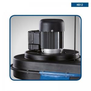 Aspirator rumeguş (Exhaustor) HD12 Scheppach SCH3906301915, 550 W, 75 L1