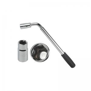 Cheie pentru roti Troy T26903, 17-19 mm, telescopica1