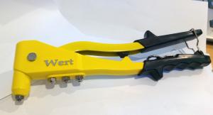 Clește popnituri Wert W2170, 2.4-4.8 mm1