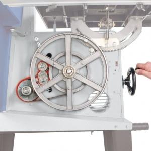 Fierăstrău cu bandă BASA3 Scheppach SCH1901503901, 800 W, 1400 rpm9
