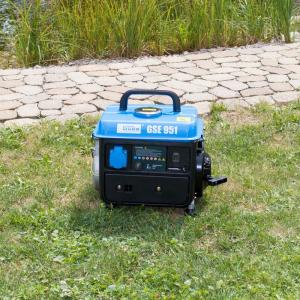 Generator de curent pe benzina GSE 951 Guede GUDE40726, 650 W5