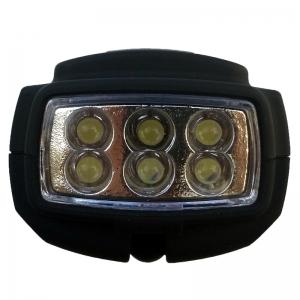 Lampa de lucru cu acumulator Troy T28055, COB LED + 6 LED-uri4