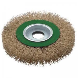 Perie de sarma circulara Troy T27704-200, 200 mm0