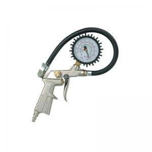 Pistol pentru umflarea anvelopelor cu manometru Troy T18604, 10 bari2