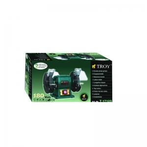Polizor de banc Troy T17125, 180 W, Ø125 mm1