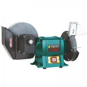Polizor de banc combinat umed si uscat Troy T17201, 400 W, Ø150-Ø200 mm0