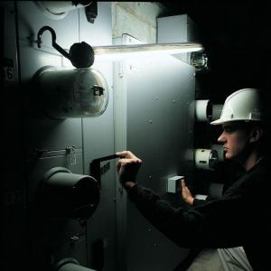 Lampă de lucru cu lumină fluorescentă Wert, W2617, 8 W, 220 V1