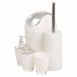 Set accesorii pentru toaleta, 5 piese0