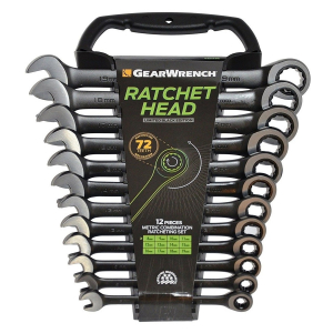 Set chei combinate GearWrench GW9412BE, Ø8-19 mm, 12 piese1