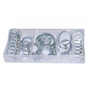 Set coliere metalice Vintec VNTC74508, Ø16-40 mm, 26 piese1