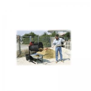 Sita de gradina rotativa RS400 Scheppach SCH42030000, 360 W, 900xØ400 mm1
