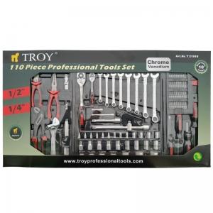 Trusa de scule Troy T21910, 110 piese, 10 ani garantie5