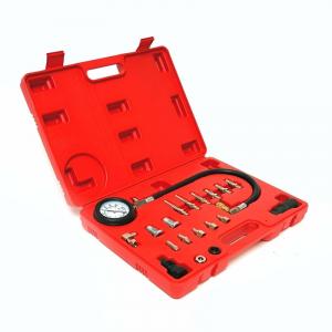 Trusa tester compresie Diesel Dema DEMA24560, 0-70 bari, 19 piese0